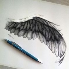 ▷ 1001 + ideas for a beautiful and meaningful angel wings tattoo Wing Tattoo – Fashion Tattoos Broken Wings Tattoo, Wings Tattoo Meaning, Heart With Wings Tattoo, Tattoo Wings, Angel Wing Tattoos, Angels Tattoo, 7 Tattoo, Tattoo Music, Small Tattoo