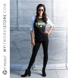 Changing Lives Concert Tee // It Works! changes lives and the unisex concert tee is a perfect way to share how It Works! has changed yours. The backside features all the countries that are on the together. My It Works, Concert Tees, Countries, Diamonds, Sporty, Wellness, Poses, Unisex, Watch