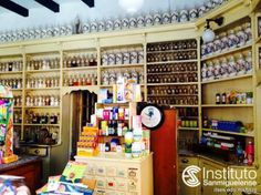 Botica de San Miguel Allende, Guanajuato. Gourmet Tacos, Minced Onion, Grilled Meat, Kitchen Pantry, Pills, Earthy, Mexican Food Recipes, Kitchen Design, Whimsical