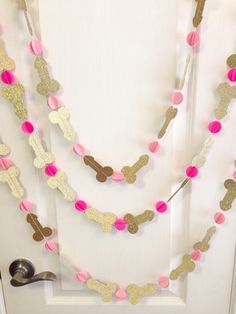 Bachelorette Party Penis Banner - Garland. Great idea for a bachelorette party or hen party! Unique and available in custom colors.