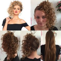 halloween hairstyle grease