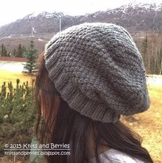 It's been a while. I was busy experimenting on hats and beanies. It is in my…