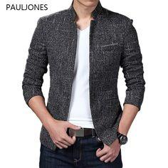 Men's Fashion Casual Suit Jacket Men Casual Suits Blazer