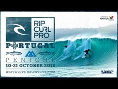 Rip Curl Pro Peniche 2012. Will be there.