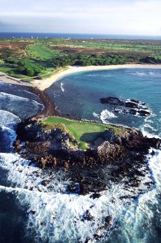 Book your Nayarit Mexico golf vacation and play the Tail of the Whale island green at Pacifico golf course Punta Mita; Punta Mita, Travel Around The World, Around The Worlds, Riviera Nayarit, Romantic Vacations, Puerto Vallarta, Mexico Travel, Vacation Destinations, Beautiful Beaches
