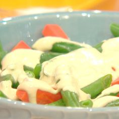 Robin Quivers' Creamy Cheese Sauce