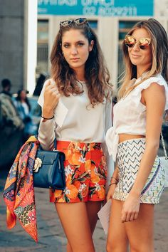 MFW Street Style: See the Photos   Teen Vogue