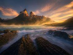 "Foto ""Patagonia Sea"" by Marc  Adamus #500px"
