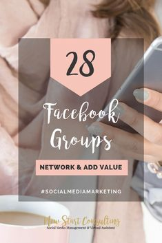 Have you ever sat back and wondered what all the rave is about Facebook groups? Do you even have a Facebook Marketing Strategy?  Don't worry because you're not alone…...Many business owners feel the exact same way as you do. #facebookmarketing | #socialme