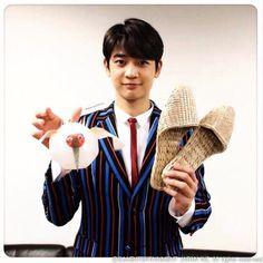SHINee World J Plus Update 160402 Toki Messe (Niigata) #Shinee #Minho