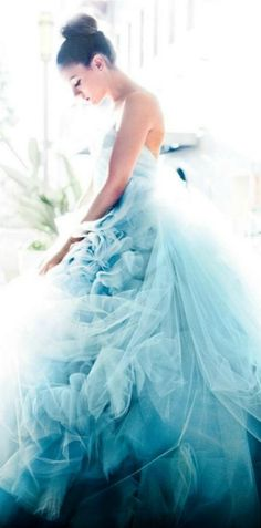 Dreaming in blue ~ Debbie Orcutt ❤