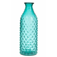 Large Teal Bella Vase - Colour Therapy - T&W Blended Events 2015