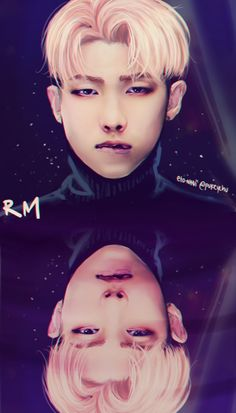 BTS Rap Monster Mostly junk, eto-nani ♥