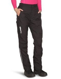 New #craft #active xc #classic womens cross-country ski trousers black black size, View more on the LINK: http://www.zeppy.io/product/gb/2/181999642460/