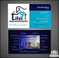 Business Card Designed by #RMBArtandDesign  #BusinessCardDesign