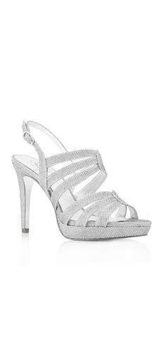 Adrianna Papell | Anita Metallic High Heel Sandal