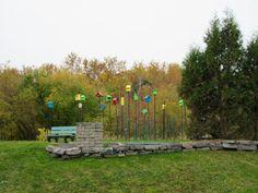 Parc d'oiseaux