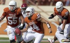 College Football Picks: Texas Longhorns 2013-14 Futures Unless the Longhorns can achieve a massive, Texas-sized success this season, Head Coach Mack Brown may be out the door.