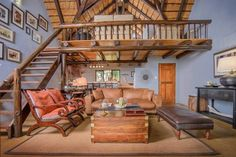 The Manor House, a new addition to the Kuname Family, is a beautiful three bed room and property situated on the banks of the Kuvenyami River.