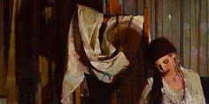 "Saatchi Art Artist Marco Ortolan; Painting, ""The Gypsy´s Dream."" #art"