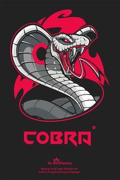 300 Mascot Designs Challenge Mascot And Logo For Programming Language Logo Esport, Art Logo, Python Logo, Cobra Art, Game Logo Design, Esports Logo, Mascot Design, Studio Logo, Animal Logo