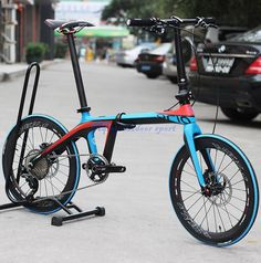 "JAVA Aero 451 TORAY T1000 Carbon XT11S Folding Mini Velo Bike 20"" 1 1/8"" Minivelo BIke Urban Commuter Bike Disc Brakes(China (Mainland))"