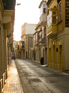 travelingcolors:  Streets of Victoria, Gozo | Malta (by Michele Solmi)