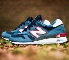 New Balance 1300 – Medium Blue