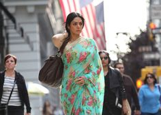 English Vinglish (2012) Can you take a cotton sari, a humble bindi, and a trench coat and rock the look? English Vinglish showed us that you certainly can.