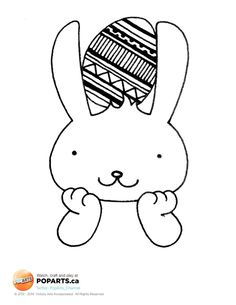 #Printable #Easter #Coloringpage