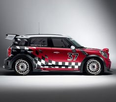 Mini Cooper World Rally Championship 2011