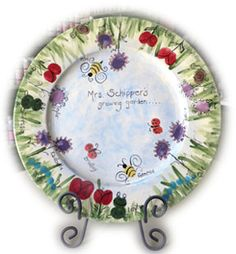 Teacher Gifts - Brushstrokes Studio & Gallery: Paint your own pottery, pottery wheel instruction, glass fusing and pmc silver clay