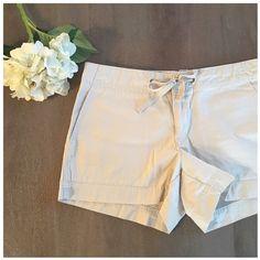 GAP khaki shorts GAP khaki shorts, size 10. 100% cotton GAP Shorts