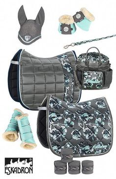 Eskadron Classic Sports Steel Gray Flower Eskadron Classic Sports Steel Grey Flower, – Art Of Equitation Equestrian Boots, Equestrian Outfits, Equestrian Style, Riding Hats, Horse Riding, Eskadron Heritage, English Horse Tack, Horse Fashion, Horse Gear
