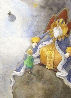 çizgili masallar: The Little Prince by Ya-Ong Nero