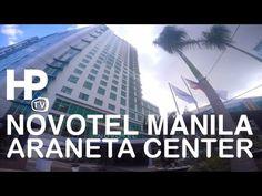 Hotel Novotel Manila Araneta Center Cubao Quezon City Tour Overview by H...