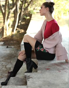 Shape elegant Knee Boots, Shape, Elegant, Fashion, Classy, Moda, Chic, Fit, Fashion Styles