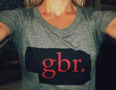 GBR Nebraska State T Shirt Womens sizing by TheDailyTay on Etsy Mom Outfits, Summer Outfits, Cute Outfits, Fashion Outfits, Nebraska Cornhuskers, Nebraska State, Nebraska Football, Playing Dress Up, Passion For Fashion