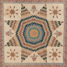 Eye on Elegance - quilt from current exhibition at DAR Museum, Washington. Do go and explore the website and its online exhibition.