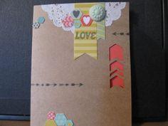 Stampin' Up! January Paper Pumpkin kit by Heather Westlake