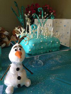 Disney Frozen Birthday Party