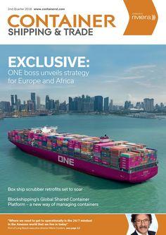 Container Shipping U0026 Trade 2nd Quarter 2018