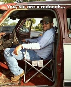 Of The Best Redneck Repair Jobs 20 Of The Best Redneck Repair Jobs: This car seat. Let us know if you'd like a REAL (and legal) car Of The Best Redneck Repair Jobs: This car seat. Let us know if you'd like a REAL (and legal) car seat. Car Memes, Car Humor, Funny Memes, Hilarious, Jokes, Truck Memes, Truck Quotes, Funny Sayings, Redneck Humor