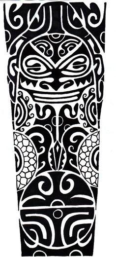 Polynesian Tattoo Designs – | best stuff  #maori #tattoo #tattoos