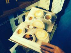 Coffee books. #coffeetime #travelcoffee #travel #coffeeaddict #coffee #coffelovers #coffeelover #drip #thingsaboutcoffee #coffeemug #aeropress#coffeetogo #g1 #gdrip#coffeemaker #coffee #makingcoffee #details #specialtycoffee #melbourne #tokyo #korea #goodcoffee #coffeekkim http://ift.tt/1Vbg53z