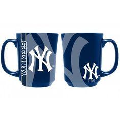 Ceramic Mug - 11oz Reflective Cup - MLB - New York Yankees
