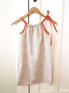 Pillowcase dress by gaynell.rowe
