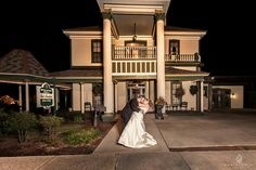 Photos by Clay - Wedding  Portraits at Preston Woodall House North Carolina