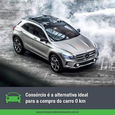 Com o Consórcio de Automóveis, você escolhe o carro que deseja, seja qual for o modelo ou a marca, escolhe o valor do crédito, o plano e as parcelas que cabem no seu bolso. Veja: https://www.consorciodeautomoveis.com.br/noticias/consorcio-e-a-alternativa-ideal-para-a-compra-do-carro-0-km?idcampanha=206&utm_source=Pinterest&utm_medium=Perfil&utm_campaign=redessociais