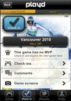[Dica de app] Playd, o Foursquare dos gamers